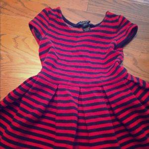 Polo toddler dress